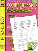 Skill By Skill Comprehension Practice  Rdg  Lvl  3 5  Book