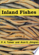 Inland Fishes of India and Adjacent Countries -  , Volume 2