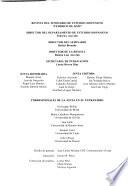 Revista de estudios hispánicos