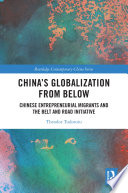 China's Globalization from Below