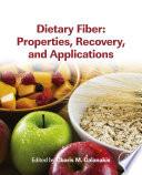 Dietary Fiber Book