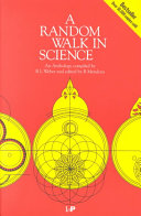 A Random Walk in Science,