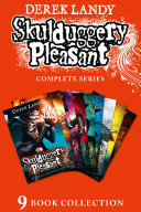 Skulduggery Pleasant   Books 1 9