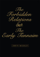 The Forbidden Relations and the Early Tannaim ebook