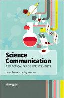 Science Communication [Pdf/ePub] eBook