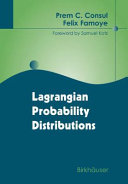Lagrangian Probability Distributions