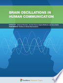 Brain Oscillations in Human Communication