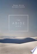 NET  Abide Bible  Ebook