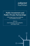Pdf Public Investment and Public-Private Partnerships