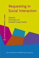 Requesting in Social Interaction Pdf/ePub eBook