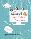 Exploring Computer Science Class 8 Pdf/ePub eBook