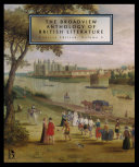 The Broadview Anthology of British Literature, Second Edition