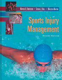 Sports Injury Management Book PDF