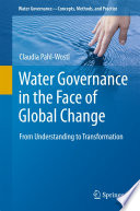 Water Governance in the Face of Global Change Book PDF