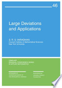 Large Deviations and Applications