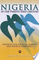 Nigeria In The Twenty First Century
