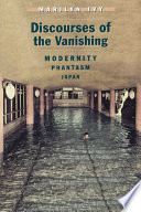Discourses of the Vanishing