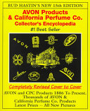 Avon Products And California Perfume Co Collector S Encyclopedia Book