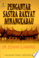 Pengantar sastra rakyat Minangkabau