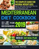 Mediterranean Diet Cookbook for Beginners 2019