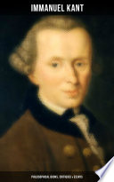 Immanuel Kant Philosophical Books Critiques Essays