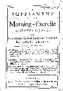 A Supplement to The Morning exercise at Cripple Gate  Or  Several More Cases of Conscience Practically Resolved by Sundry Ministers