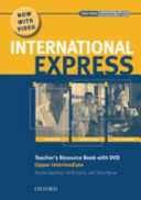 International Express, Upper-Intermediate