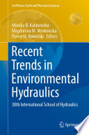 Recent Trends in Environmental Hydraulics Book