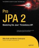 Pro JPA 2 Book