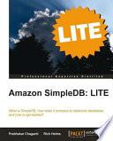 Amazon SimpleDB  LITE