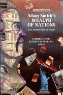 Pdf Adam Smith's Wealth of Nations