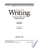 NAEP     Writing Report for Arkansas