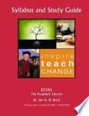 Bt340 the Prophetic Church