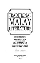 Traditional Malay Literature