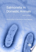 Salmonella In Domestic Animals Book PDF