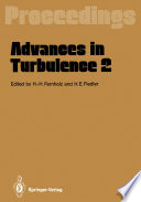 Advances in Turbulence 2