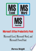 Microsoft Office Productivity Pack Book