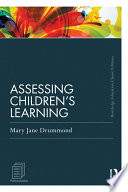 Assessing Children S Learning Classic Edition