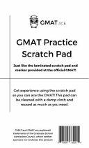 GMAT Practice Scratch Pad