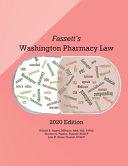 Fassett s Washington Pharmacy Law   2020 Edition Book