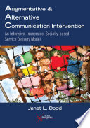 Augmentative and Alternative Communication Intervention Book