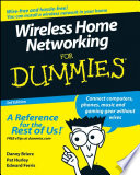 """""""Wireless Home Networking For Dummies"""" by Danny Briere, Pat Hurley, Edward Ferris"""