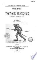 Origines de la tactique française