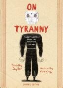 On Tyranny Graphic Edition Pdf/ePub eBook