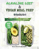 ALKALINE DIET   VEGAN MEAL PREP Book
