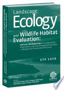 Landscape Ecology and Wildlife Habitat Evaluation