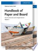 """Handbook of Paper and Board"" by Herbert Holik"