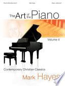 The Art of the Piano, Volume 4: Contemporary Christian Classics