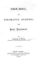 Parlor Dramas