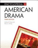 Encyclopedia of American Drama